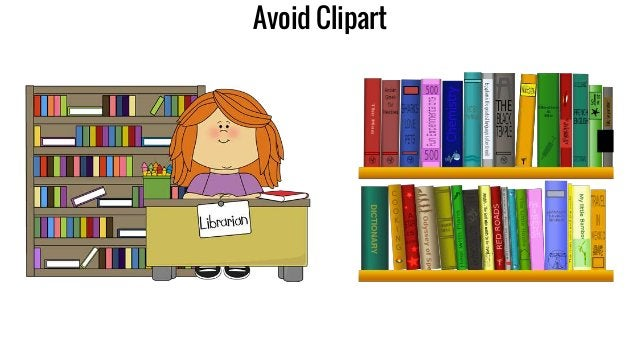 Avoid Clipart