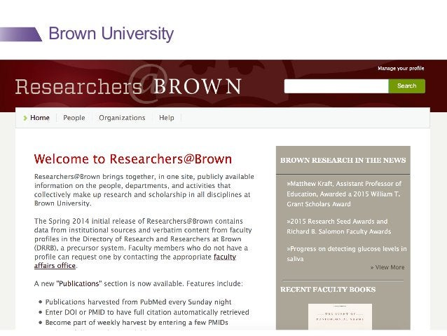 Weill Cornell Medical College http://libraryconnect.elsevier.com/articles/technology-content/2013-03/authoritative-researc...