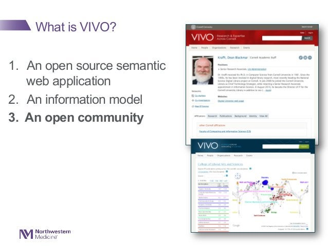 VIVO Community • DuraSpace wiki • Calls and listservs - Ontology - Development - Implementation - Outreach - Tools ...