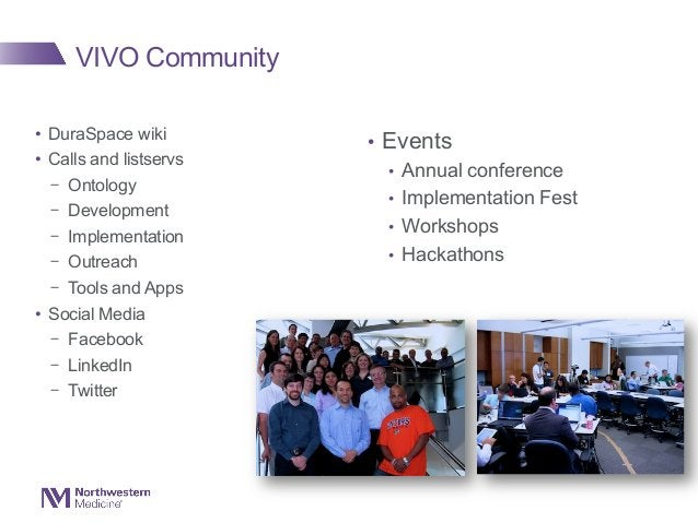VIVO Community