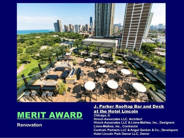 Association Of Licensed Architects 2014 Design Awards