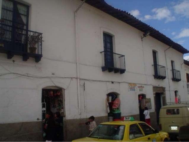 Casa Museo del Alabado.  Quito. Slide 2