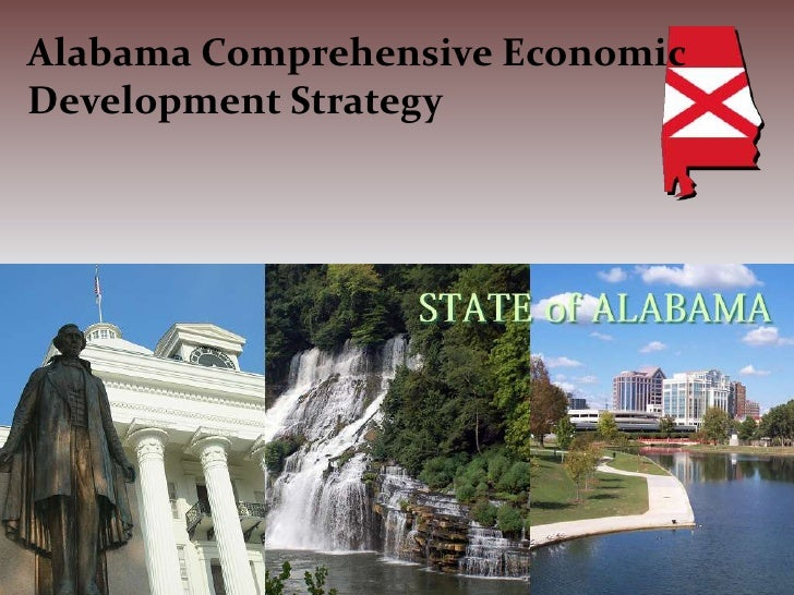 Alabama Comprehensive EconomicDevelopment Strategy