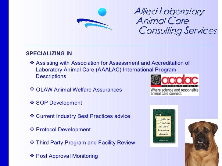 Association for Assessment and Accreditation of Laboratory Animal Care International
