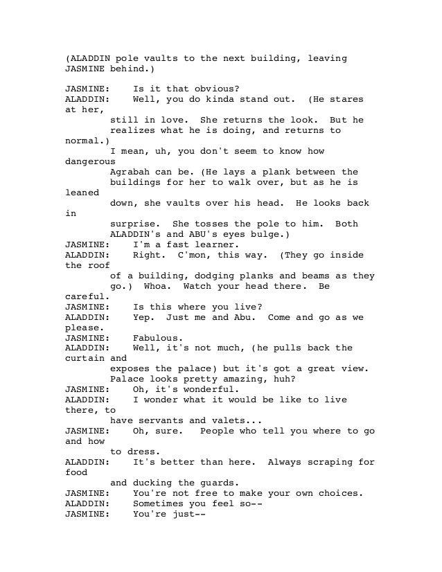 Screenplay blue pdf jasmine