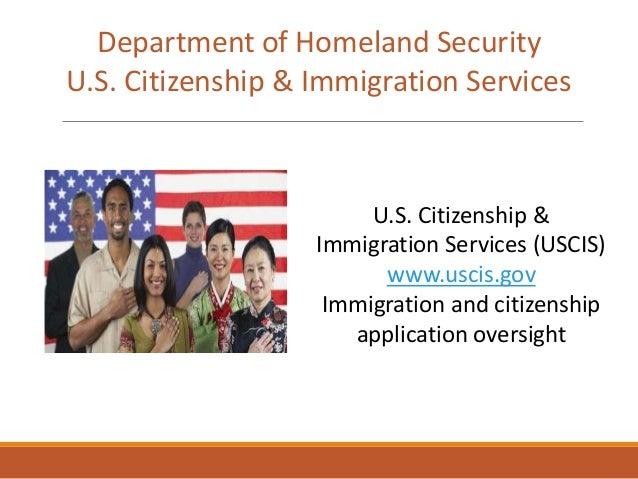Department of Homeland Security U.S. Citizenship & Immigration Services U.S. Citizenship & Immigration Services (USCIS) ww...