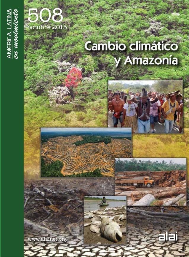 1 COP21, la Casa Común y Amazonía Osvaldo León, Sally Burch Del 30 de noviembre al 11 de diciembre, París será escenario d...