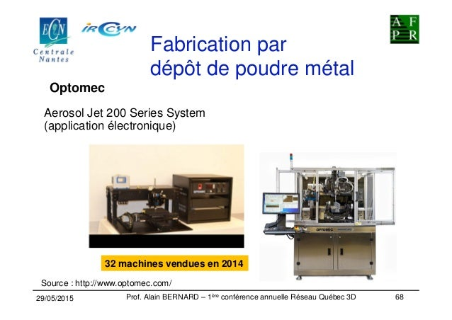 Optomec Announces Aerosol Jet Technology to Print Electronics at Micron Level