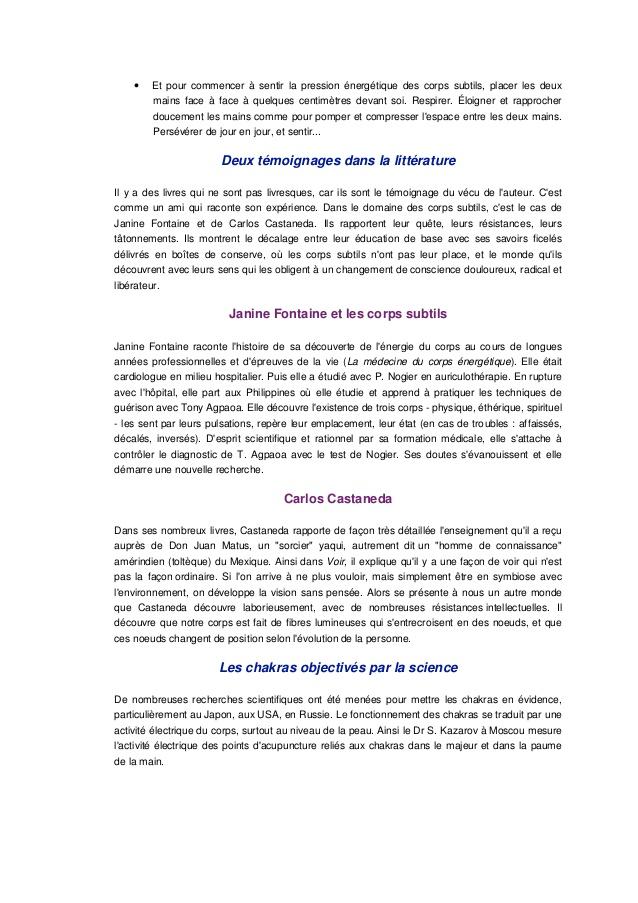 Fabuleux Alain boudet anatomie subtile du corps humain - chakras et corps en… EC62