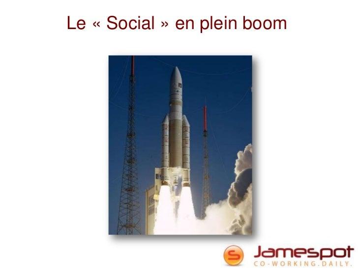 Le « Social » en plein boom