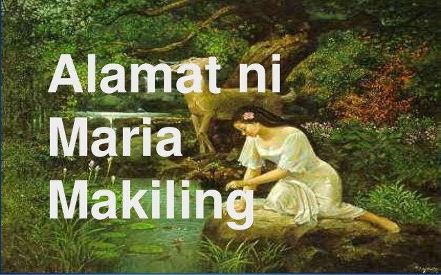 Alamat ni Maria Makiling