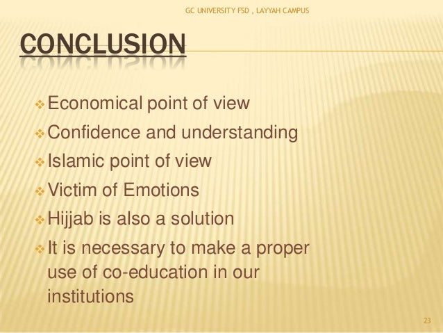 Co Education In Islamic Essays Topic - image 4