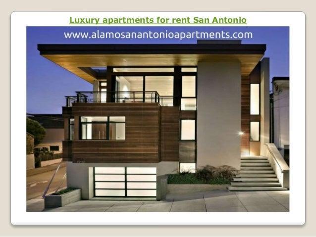 Luxury Apartments For Rent San Antonio