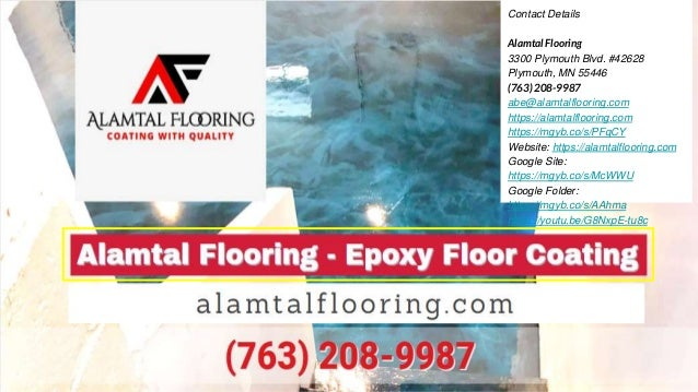 Contact Details Alamtal Flooring 3300 Plymouth Blvd. #42628 Plymouth, MN 55446 (763) 208-9987 abe@alamtalflooring.com http...