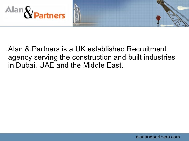 Construction, Building and Engineering Jobs In Dubai, UAE, Middle East