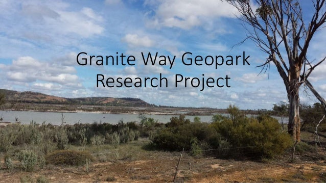 Granite Way Geopark Research Project
