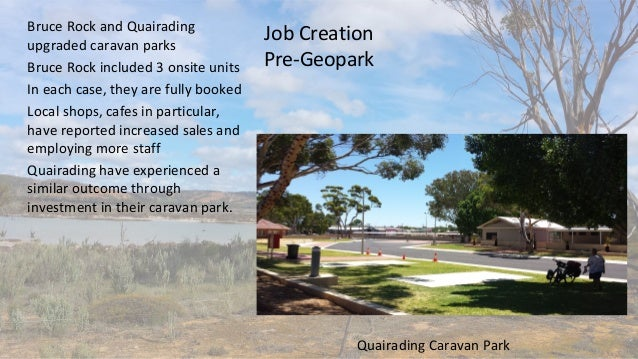 Driving Rural Recovery with Geotourism, Wheatbelt of WA