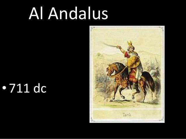 Al Andalus •711 dc