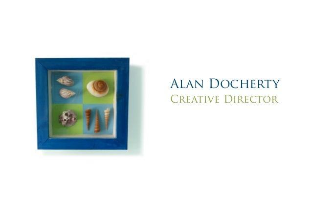 Alan DochertyCreative Director