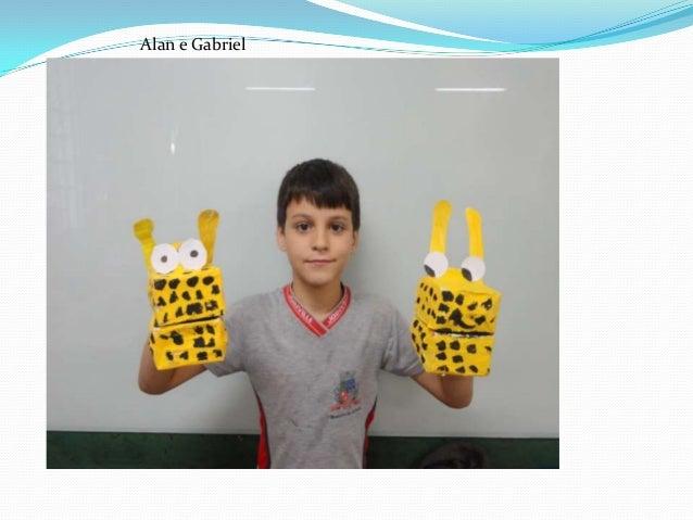 Alan e Gabriel