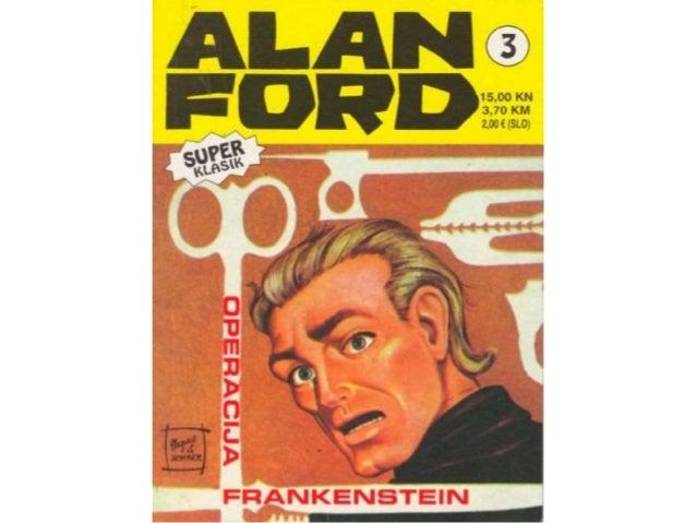 ALAN FORD - OPERACIJA FRANKESTAIN