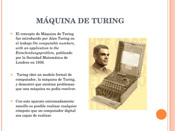 Typically the Turing Device