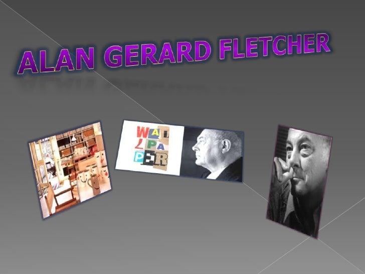 Alan Gerard Fletcher<br />