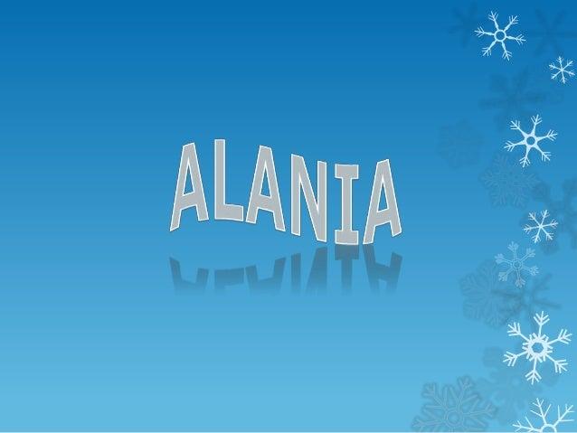 Alania Slide 2
