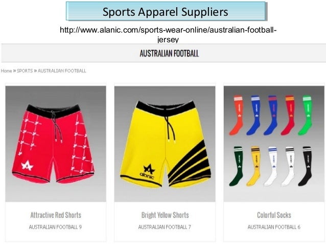 Alanic is surpassing other sports clothing manufacturing companies