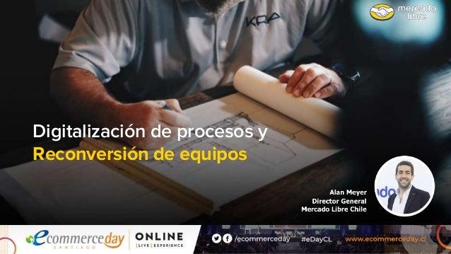 Digitalización de procesos y Reconversión de equipos