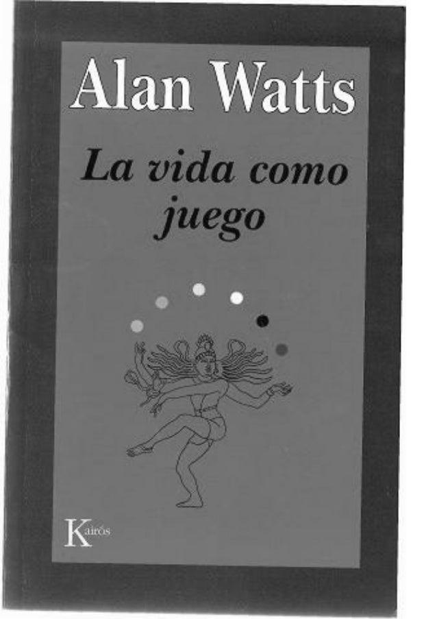 Alan wattslavidacomojuego