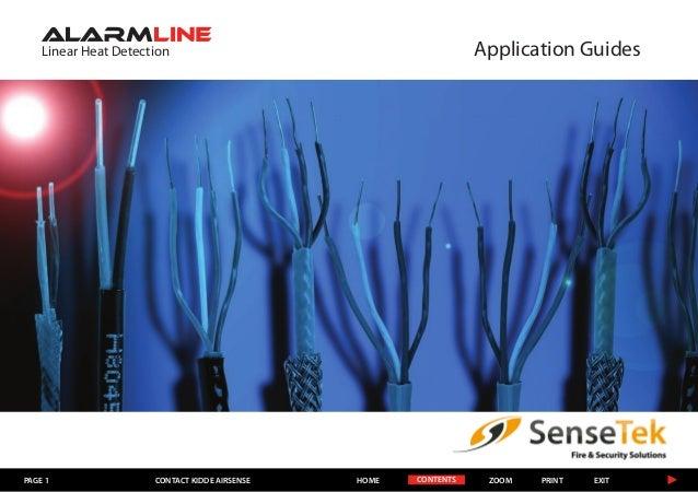Alarmline Application Guides