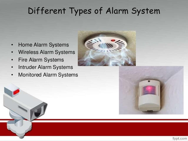 Different Types Of Home Security Systems 28 Images