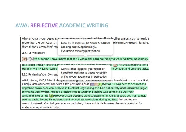 rhetorical functions in academic writing taking a stance definition