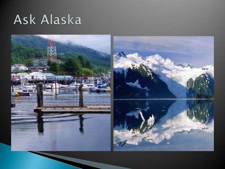 Ask Alaska<br />