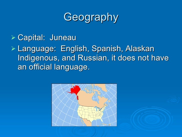 Alaska Presentation Slide 3