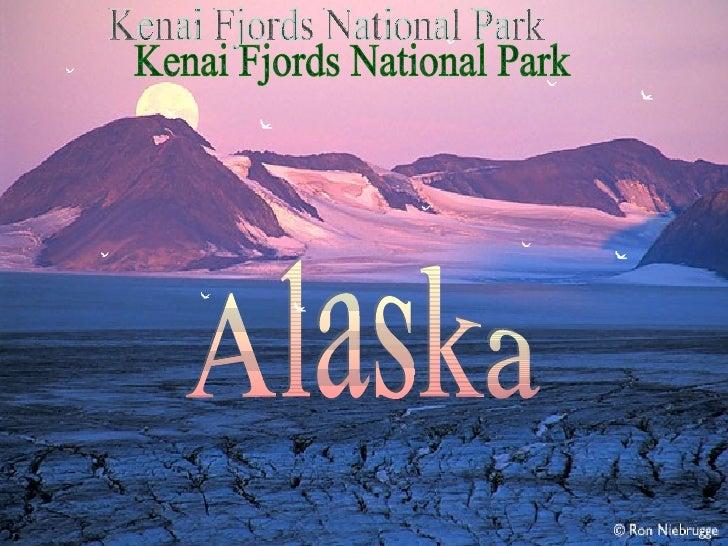 Alaska Kenai Fjords National Park