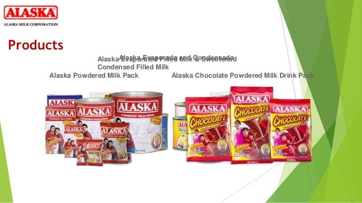 alaska chocolate powdered milk drink