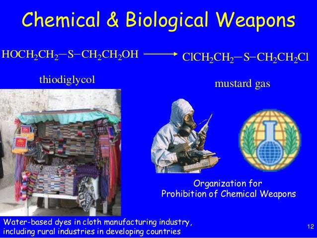 understanding chemical biological weapons 2007-5-15  understanding of the role played by bacteria in  are these biological weapons under the biological and toxin weapons  of chemical weapons.