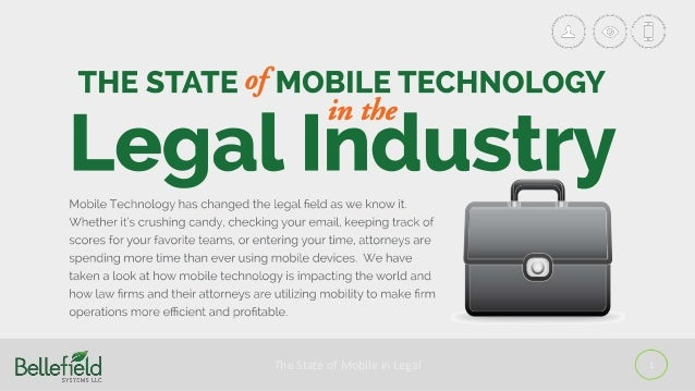 The State of Mobile in Legal 1