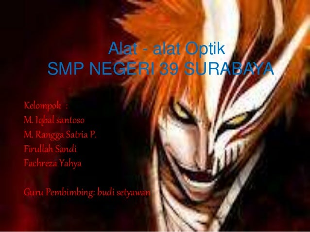 Kelompok : M. Iqbal santoso M. Rangga Satria P. Firullah Sandi Fachreza Yahya Guru Pembimbing: budi setyawan Alat - alat O...