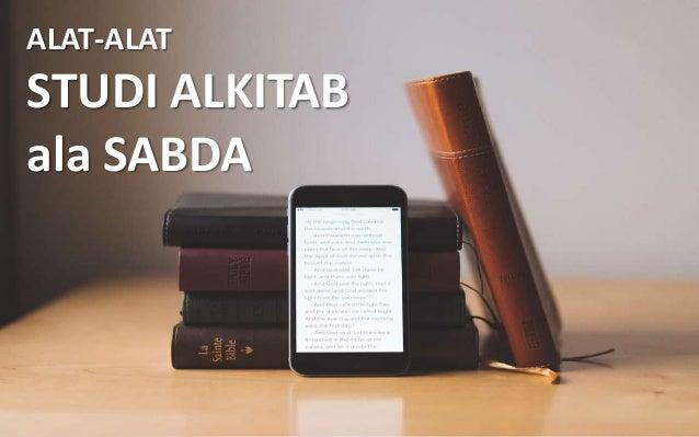 ALAT-ALAT STUDI ALKITAB ala SABDA
