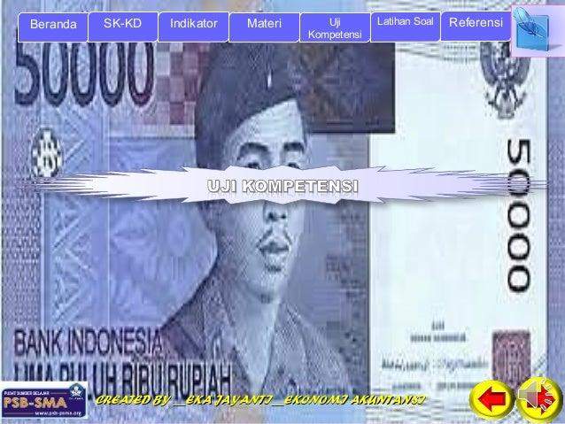 Indikator uang tunai raja