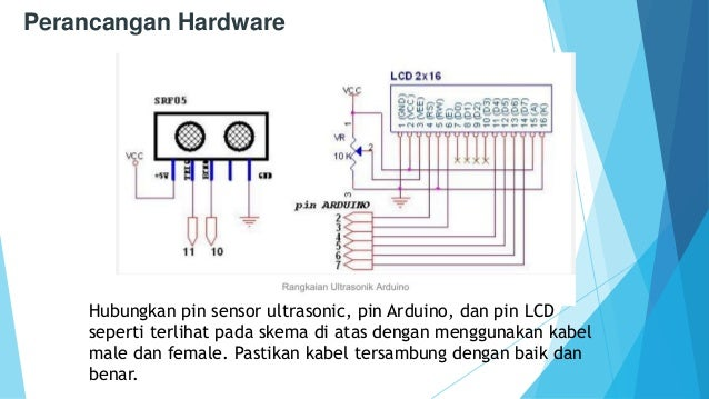 Alat Pengukur Tinggi Badan Otomatis Dengan Arduino Uno