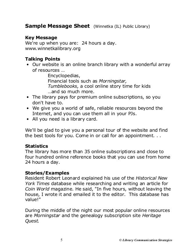talking points template word - barber word of mouth marketing workshop webinar handout