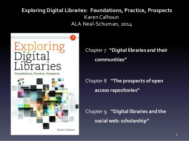 Supporting Digital Scholarship: From Collections to Communities Slide 2