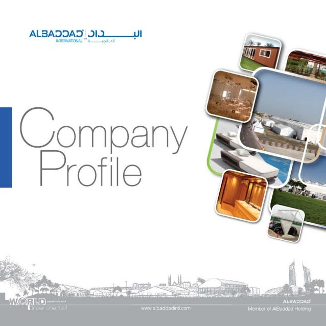Baddad International - Company Profile 2014