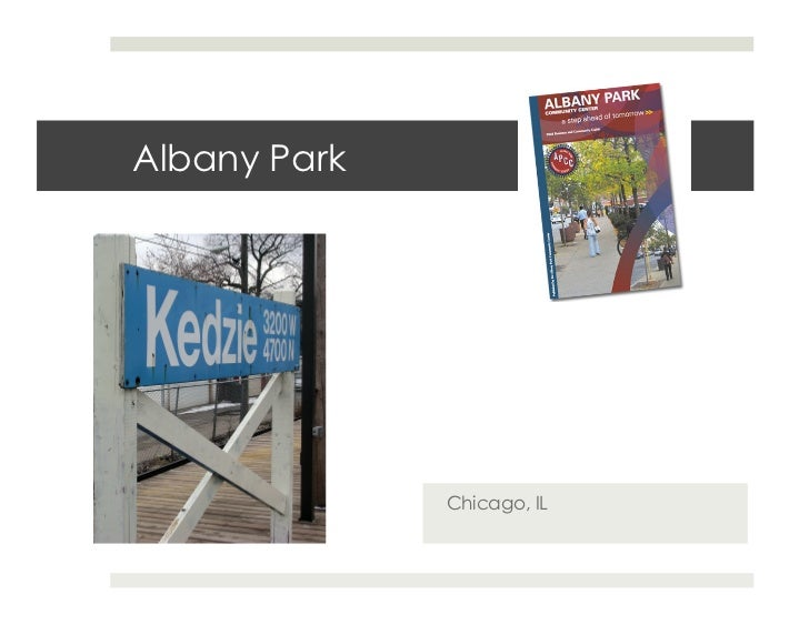 Albany Park              Chicago, IL