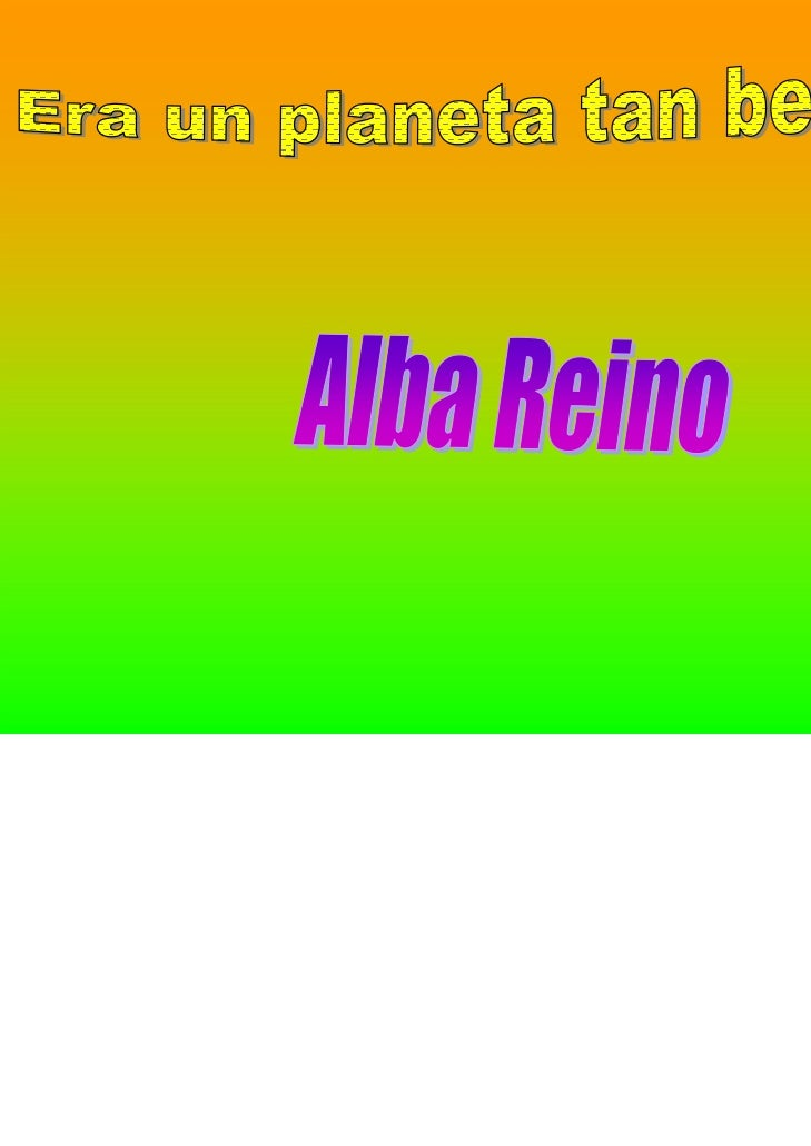 Alba reino