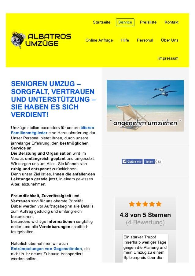Umzug Berlin Bewertung albatros umzüge berlin